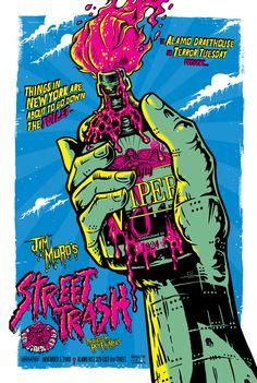 Street Trash by Ghoulish Gary
