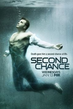 'Second Chance' (2016)  Starring Robert Kazinsky (from HBO's 'True Blood') **This is one of my new FAVORITE SHOWS!! And OMG Robert Kazinsky is SO HOT!! JS