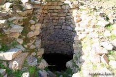 Vallermosa - pozzo sacro Matzanni
