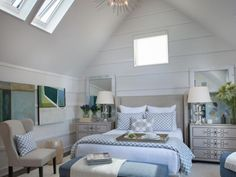 Pictures of the HGTV Smart Home 2015 Master Bedroom | HGTV