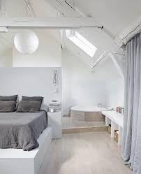 """Résultat de recherche d'images pour """"chambre sous les toits avec parquet blanc"""""""