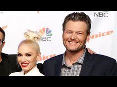 Blake Shelton Travels With Gwen Stefani to Nashville Engagement Party