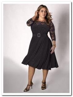 cutethickgirls.com elegant plus size dresses (14) #plussizedresses