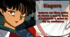 personalidad de Kagura