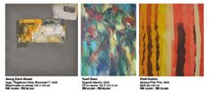 KLAS ART AUCTION MALAYSIAN MODERN & CONTEMPORARY ART EDITION VIII  Sunday 6th April 2014, 1.00 pm Le Meridien Kuala Lumpur