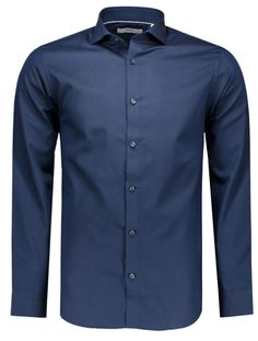 3b7f6b237f3ca3 Jack - Jones Premium JPRTIM SHIRT LS Blouse navy blazer Description  Jack -  Jones Premium