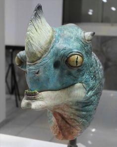 As incríveis criaturas de Glauco Longhi