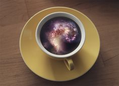Coffee Cup Manipulations - Victoria Siemer