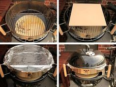 turning your weber into a brick oven doesn't seem to be the craziest idea out there...
