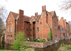 Harvington Hall in Worcestershire
