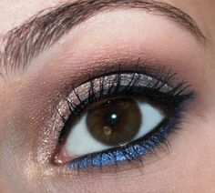 Catrice Liquid Metal Eyeshadows 020 Gold n' Roses und 080 Mauves Like Jagger http://www.talasia.de/2013/09/19/catrice-liquid-metal-eyeshadows-020-und-080/ #Catrice #amu #eotd #eyes #eyemakeup