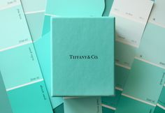 How To Make Tiffany Blue Icing Benjamin Moore Scuba Green Paint Chip For