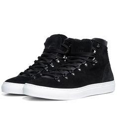 Diemme x Carhartt / Marostica Mid [Black] — #Sneakers
