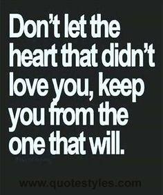 Don't let the heart- Inspirational quotes