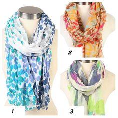 <3 scarves