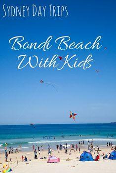 Bondi Beach With Kids #Sydney via christineknight.me