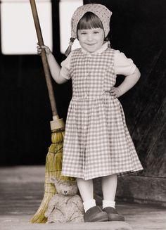 Детский портрет от Кима Андерсона (17 фото)