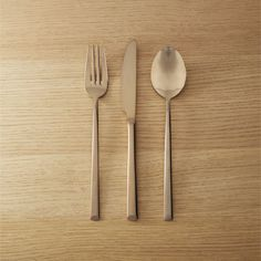 Free Shipping.  Shop 3-piece shiny copper flatware set.   Bring a new metal into the mix with the warm glow of copper.