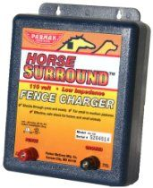 Shop for Parmak Precision Horse Surround Fence Charger. Horse Fencing, Fences, Wooden Fence, Charger, How To Memorize Things, Horses, Electric Fencing, 8 Mile, Train