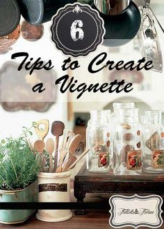 How to Create a Vignette Small Moments   The Art of Creating Vignettes