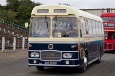 Bus Coach, Busse, Barn Finds, Coaches, Devon, Bristol, Vintage Cars, Trains, Westerns