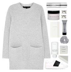 """""""pockets"""" by swirling-dreams ❤ liked on Polyvore featuring Byredo, Proenza Schouler, Valentino, ULTA, Stila, Kate Spade, Maison Margiela and CC"""