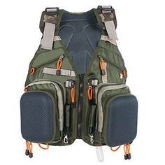 Kylebooker Fly Fishing Backpack & Vest Combo- Premium Fishing Tackle Vest For Men & Women- Upgraded Design Adjustable Fly Fishing Accessory For Fishing Gear Organization  http://fishingrodsreelsandgear.com/product/kylebooker-fly-fishing-backpack-vest-combo-premium-fishing-tackle-vest-for-men-women-upgraded-design-adjustable-fly-fishing-accessory-for-fishing-gear-organization/  ★ Adjustable Fishing Vest for Men and Women ★Combined with a vest-style backpack and a v #FishingGearAndAccessories