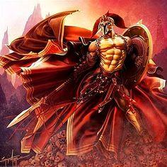 """""""Savaş Tanrısı: Ares"""""""