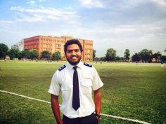 Einer von sage und schreibe fast 50.000 Heilssoldaten in Pakistan. www.facebook.com/salvationarmypk
