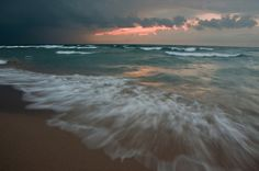Lake Michigan Dunes Beaches | Lake Michigan Sunset Empire Beach, Sleeping ... | Beach, sand & surf