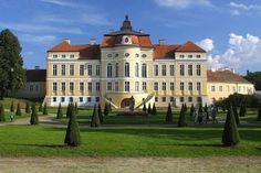 Rogalin pałac Poland