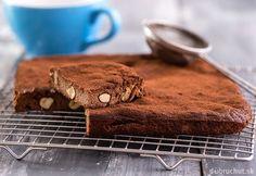Čokoládový brownie z tofu, fotogaléria 1 / Seitan, Tofu, Brownies, Cherry, Gluten Free, Cookies, Chocolate, Desserts, Recipes