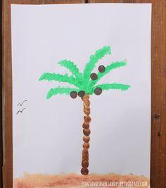 Fingerprint Coconut Tree by FSPDT