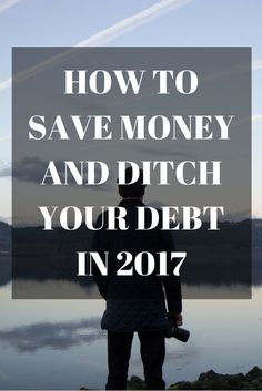 Start 2017 off the right way with these simple strategies to save money and pay off debt. Click through to start taking control of your finances!