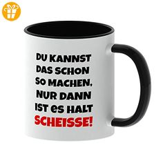 tasse mit spruch nicht ansprechen beidseitig bedruckt made in germany teetasse. Black Bedroom Furniture Sets. Home Design Ideas