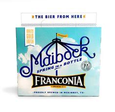 Franconia Brewing Co. - Maibock Seasonal