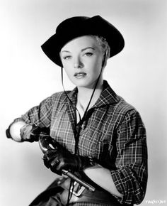 Merry Anders as Holly Dalton in The Dalton Girls