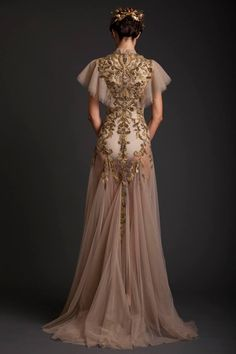Evening Dresses | Krikor Jabotian Akhtamar Collection - Aisle Perfect
