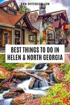 Helen Georgia, Georgia Usa, Helen Ga, Atlanta Georgia, Visit Atlanta, The Places Youll Go, Cool Places To Visit, Places To Travel, Places To Go