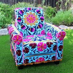 reupholstering a wingback chair a no sew method pinterest