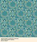 Fat quarter Patchwork Quilting Fabric Makower Downton Abbey Lady Sybil 7325 E fq