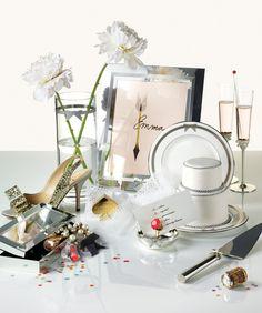 bridal shower gift ideas. Bridal Home. Kate Spade Blog