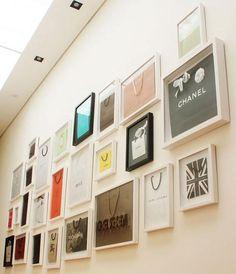 紙袋リメイクが超使える!0円でハイセンスな部屋をつくる方法 - Locari(ロカリ)