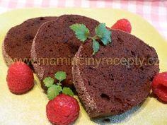 Čokoládový chlebíček