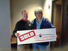Congratulations to Patricia W. on the sale of her house with Team George Weeks!  #realestate #teamgeorgeweeks