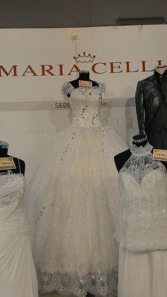 La sposa di MARIA CELLI alta moda