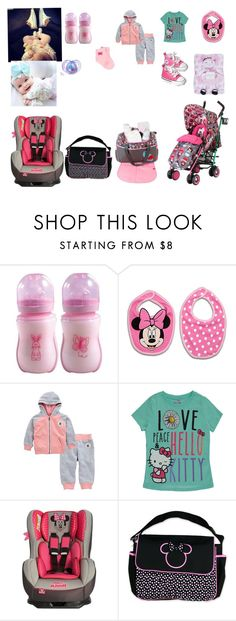 """""""Cara going out with her daddy today xx"""" by tbro-1 ❤ liked on Polyvore featuring interior, interiors, interior design, home, home decor, interior decorating, Converse, Hello Kitty, Disney and Fisher Price"""