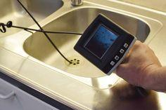 Diverse Geräte im Haushalt können von Verstopfungen betroffen sein. Diese sind meist in der Küche oder dem Bad vorzufinden. In der Küche handelt es sich oft um die Spüle oder den Geschirrspüler, wohingegen im Bad häufig das Waschbecken oder die Dusche von einer Verstopfung betroffen sind. Wenn zum Beispiel das WC verstopft, und Sie nicht in der Lage sind, diese Verstopfung zu lösen, sollten Sie sich an ein Unternehmen für Rohrreinigungen wenden Plumbing Drains, Leaking Pipe, Line Camera, Drainage Pipe, Sewer System, Used Cameras, Cleaning Service, Brisbane, Benefit