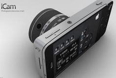 If Apple made a camera, it would look like this