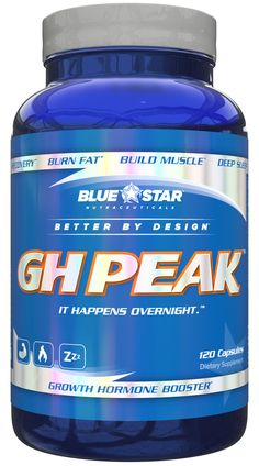 Blue Star Nutraceuticals is on fire lately, with CJ Woodruff LOVING the new high-yohimbine Blade Fat Burner. Today we discuss their new natural nighttime growth hormone booster, GH PEAK: https://blog.priceplow.com/supplement-news/blue-star-gh-peak  ‪#‎BlueStar‬ ‪#‎GHPeak‬